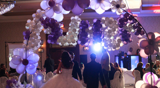 Party Fascinations | Balloon Arches