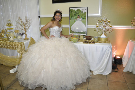 Ashley E.'s Quinceañera