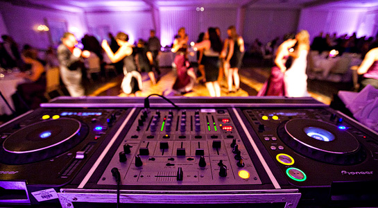 Party Fascinations | DJ