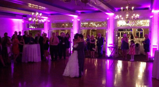 Party Fascinations | Uplighting