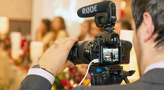 Party Fascinations | Videographer