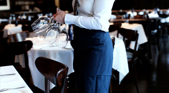Party Fascinations | Wait Staff